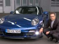 Wolfgang Durheimer, Executive Vice-President R&D Talks About New Porsche 911 Turbo - VIDEO ENHANCED