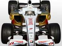 Force India launches VJM03 for 2010 F1 championship
