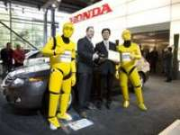 Honda's Safety Innovation Receives Euro NCAP Advanced Award