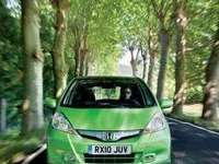 Honda's Jazz Hybrid Makes World Debut In Paris