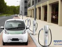 Epyon Introduces First Electric Vehicle AC/DC Combo Charge Post