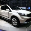 Ssangyong Unveils New Ute Concept At Geneva Motor Show