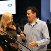 Carolla, Farah Wander N.Y. Auto Show Taping for New Series, The Car Show