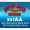 2011 IAA Frankfurt Motor Show - Exclusive Press Pass Coverage on The Auto Channel