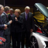 Merkel: Innovation is Visible Here at the IAA 2011 Frankfurt Motor Show +VIDEO