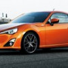 Toyota Unveils GT86 Sports Coupe With Subaru Engine Before Tokyo Motor Show