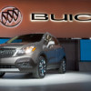 2013 Buick Encore Takes the Detroit Auto Show Stage +VIDEO