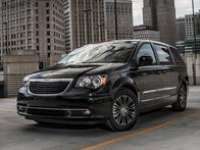 "Chrysler Town & Country Picked ""Best Family Hauler"" For Eighth Year In A Row"