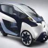 The Crazy Toyota i-Road Hits the Road in Geneva