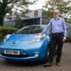 Blacktrace Holdings Welcomes Nissan Leafs To Company Car Scheme