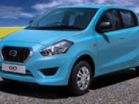 New Datsun Go Unveiled In India +VIDEO