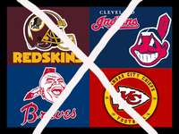 New Politically Correct NFL and MLB Team Logos Revealed