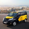 Frankfurt Show Debut For Nissan e-NV200 Electric Barcelona Taxi