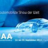 """To See or Not to See"" Reflections on the Frankfurt Auto Show IAA 2013"