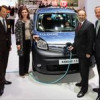 Renault Celebrates the 10,000th Kangoo Z.E. Registration
