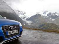 Audi Celebrates quattro Division's 30th Birthday with Alpine Tour