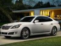 2014 EQUUS New Car Review A Jewel Of A Luxury Sedan