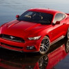 Ford Brings 37.5-Ton Piece of Moving Assembly Line to 2014 NAIAS, Celebrates Mustang Heritage with New Exhibit