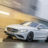 The new Mercedes-Benz S63 AMG 4MATIC Coupe