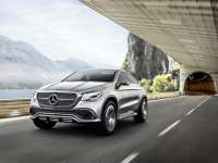 Mercedes-Benz Concept Coupé SUV is Here