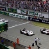Audi Takes 1 and 2 at 24 Hours of Le Mans +VIDEO