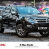 Isuzu Bites Back with Zombie Ad Campaign