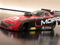 Mopar Unveils New 2015 Dodge Charger R/T for NHRA Funny Car Competition