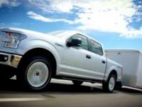 2015 Ford F-150 Concept Trucks with LEER 700 Tonneaus Win SEMA Awards