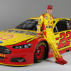 Pennzoil The Pioneer Web Site Sponsor (1995) Of The Auto Channel To Donate $222,222 To Paralyzed Veterans If Joey Logano Wins Kobalt 400