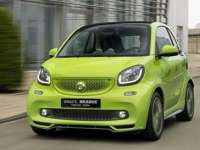 smart BRABUS Tailor Made for New Smart Generation: Anything is Possible