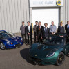 Lotus Celebrates Production Landmark +VIDEO