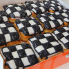 Going to Indy? Indianapolis Dunkin' Donuts Offers Checkered-Flag Donuts - SaWeet!