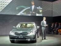 New 2016 BMW 7 Series Unveiled in Munich - Henny Hemmes At-Event Report +VIDEO