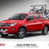 Isuzu D-Max Fury--the New UK Addition to the Line-Up