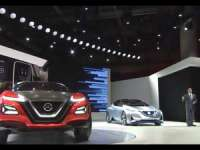 Watch the Nissan Press Conference at the 2015 Tokyo Motor Show +VIDEO