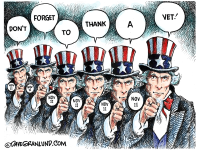 Thanks To All Of America's Veterans - History of Veterans Day