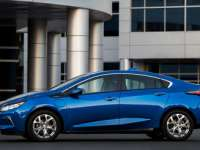 Chevrolet Volt Named Winner of Green Car Journal's 2016 Green Car of the Year