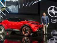 Concepts, Crossovers, Compacts and Game Changers are Loaded with Technology and Style at the 2015 Los Angeles Auto Show