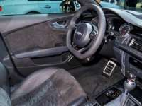 It's Alcantara For Both Sport And Luxury At Los Angeles Auto Show