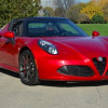 2016 Alfa Romeo 4C Spider Review by Larry Nutson +VIDEO