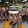 Vauxhall's Manufacturing Plant has Built its One Millionth Vivaro-Type Van