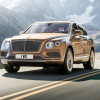 Bentley's 2017 SUV Has A New Option: An Automatic Diamond Dial Breitiling Clock +VIDEO