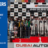 Audi Triumphs at the Hankook 24H Dubai