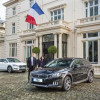 Ambassador of France to the UK Takes Delivery of a Top of the Range, Low CO2 Peugeot 508 RXH