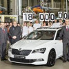 ŠKODA Produces 18 Millionth Car
