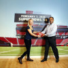 Neste's Renewable Diesel Fueled The Super Bowl 50 Fan Village And Got The Fans To The Game