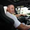 WWE Superstar John Cena Plays Invictus Games Jaguar Land Rover Surprise Chauffeur