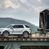 Land Rover Discovery Sport Pulls 100-Ton Train