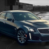 2016 Cadillac CTS V-SPORT Review By Steve Purdy +VIDEO