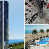Porsche Sky Elevator Car Condos Miami's Building for Billionaires Who LOVE Their Cars